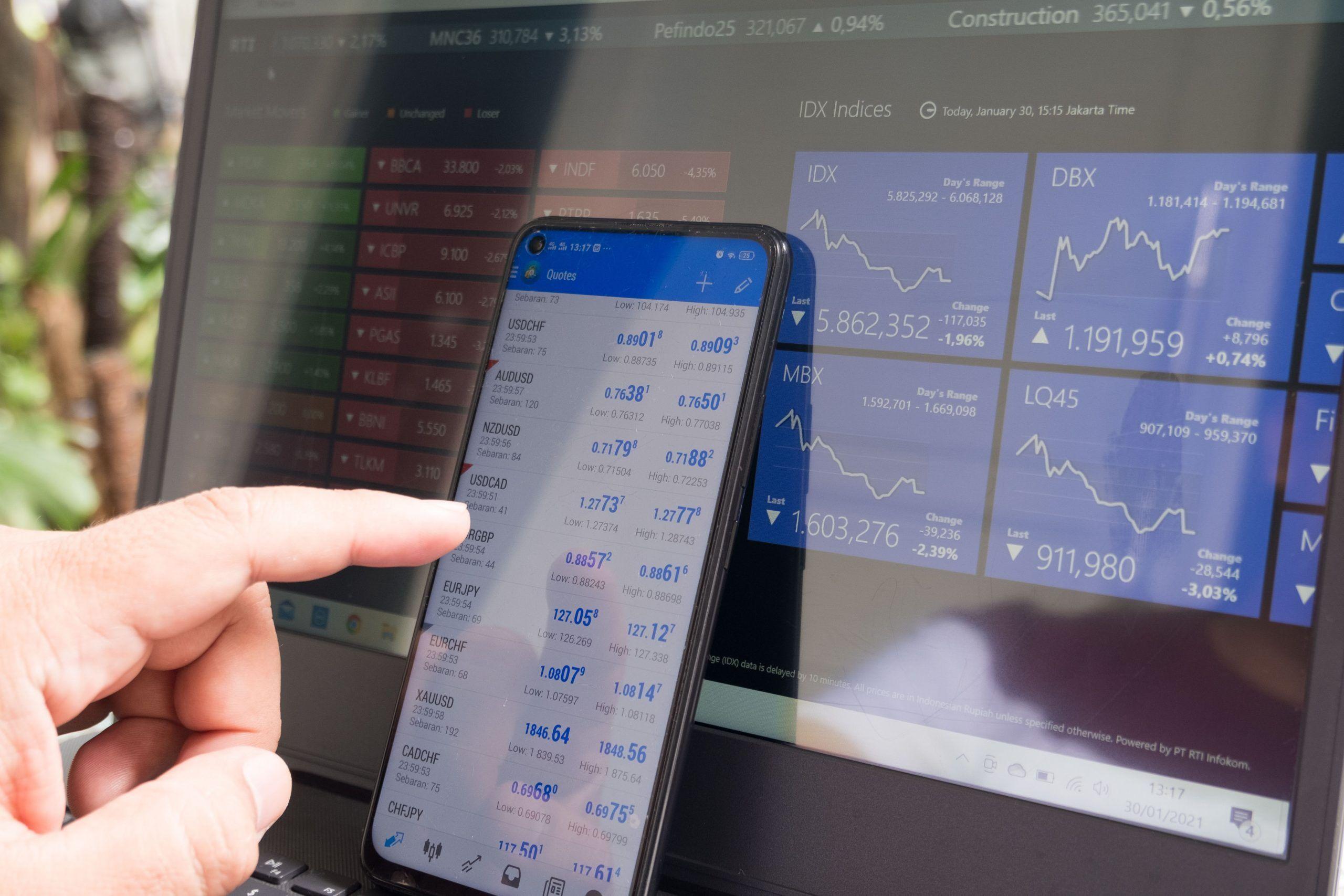 Learn & Earn Series: Financial Trading